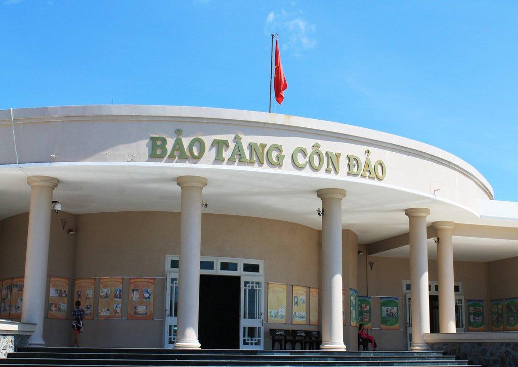 Bảo tàng Côn Đảo cũng là điểm đến tour Côn Đảo cũng rất ý nghĩa.