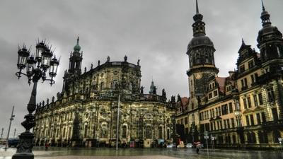 Thành phố Dresden nước đức