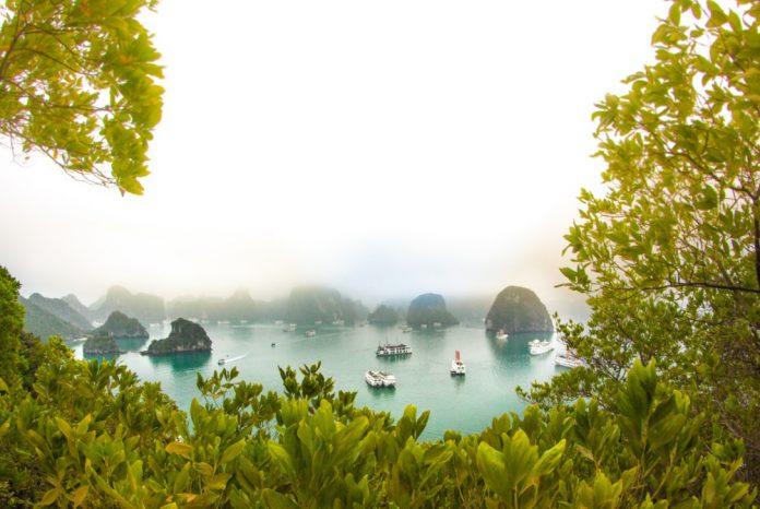 Đảo Ti Tốp Hạ Long