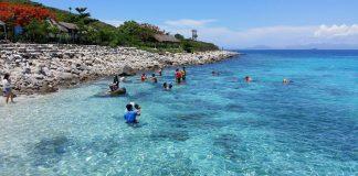Du lịch Nha Trang thăm đảo Hòn Mun, Hòn Tằm